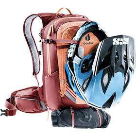 deuter Compact EXP 12 SL Backpack Women, naranja/rojo